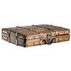 """Barreveld International 8"""" Hardsided Suitcase"""