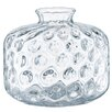 Barreveld International Glass Pocked Short Vase