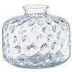 Barreveld International Glass Pocked Short Vase