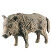 <strong>Cast Iron Wild Boar Statue</strong> by Barreveld International