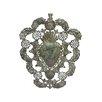Barreveld International Fall Copper Heart Ornament