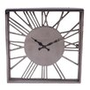 Barreveld International Fall Aluminum Relief Numeral Clock