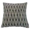 Barreveld International Fall Textile Square Ikat Pillow