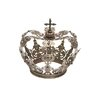 Barreveld International Fall Gilt Metal Decorative Crown