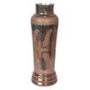 Barreveld International Fall Glass Cylinder Vase