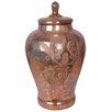 Barreveld International Fall Glass Urn