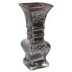 Barreveld International Fall Glass Square Vase