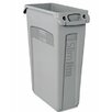 <strong>Rubbermaid Commercial Products</strong> 23-Gal. Slim Jim Rectangular Receptacle