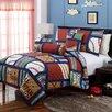 Victoria Classics Cali 6 Piece Full Quilt Set