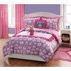 Victoria Classics Princess 4 Piece Twin Comforter Set