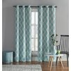 Victoria Classics Kenter Blackout Curtain Panels (Set of 2)