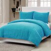 <strong>Rose Fur Comforter Set</strong> by Victoria Classics