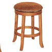"Sunny Designs Sedona 24"" Swivel Bar Stool with Cushion"