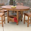 <strong>Sunny Designs</strong> Sedona 5 Piece Dining Set