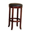 "<strong>Sunny Designs</strong> Cappuccino 30"" Swivel Bar Stool"