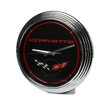 "<strong>Chevrolet 14.75"" Corvette Neon Wall Clock</strong> by On The Edge Marketing"