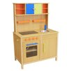 Merske LLC Lots of Fun Wooden Play Kitchen