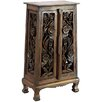 """<strong>Acacia 23"""" Vintage Roses Storage Cabinet</strong> by EXP"""