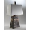 "Studio A Pyramid To The Moon 31.5"" H Table Lamp with Rectangular Shade"