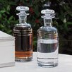 Studio A Barware Platinum Banded Decanter