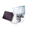 Maxsa Innovations Solar-Powered 100 LED Security Flood Light