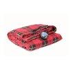 Maxsa Innovations 12V Comfy Cruise Heated Car Blanket