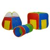 GigaTent Multiplex Play Set with 24 Balls