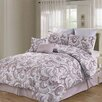 <strong>Luxury Home</strong> Willowbrook 8 Piece Comforter Set