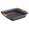 "<strong>Rachael Ray</strong> Yum-O Nonstick 9"" Square Baking Pan"