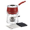 <strong>Rachael Ray</strong> Stainless Steel II 11 Piece 2-qt. Fondue Set