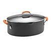 <strong>Rachael Ray</strong> Hard Anodized II 8 Qt. Stock Pot with Lid