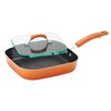 """Rachael Ray Porcelain II 11"""" Non-Stick Griddle"""