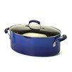 <strong>Porcelain II Nonstick 8 Qt. Stock Pot with Lid</strong> by Rachael Ray