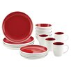 Rachael Ray Rise 16 Piece Dinnerware Set