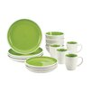 <strong>Rachael Ray</strong> Rise 16 Piece Dinnerware Set