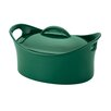<strong>Stoneware 4.25-qt. Oval Casserole</strong> by Rachael Ray