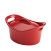 <strong>Stoneware 0.6-qt. Oval Casserole</strong> by Rachael Ray