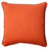 <strong>Pillow Perfect</strong> Sundeck Corded Throw Pillow (Set of 2)
