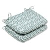 Pillow Perfect Rhodes Seat Cushion (Set of 2)