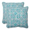 <strong>Pillow Perfect</strong> Keene Throw Pillow (Set of 2)