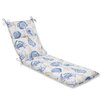 Pillow Perfect Sealife Chaise Lounge Cushion