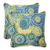 <strong>Pillow Perfect</strong> Omnia Throw Pillow (Set of 2)