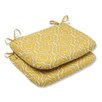 Pillow Perfect Starlet Seat Cushion (Set of 2)