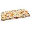 <strong>Pillow Perfect</strong> Gaya Wicker Loveseat Cushion