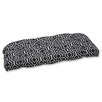 <strong>Pillow Perfect</strong> Starlet Wicker Loveseat Cushion