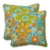 <strong>Pillow Perfect</strong> Glynis Throw Pillow (Set of 2)