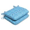 <strong>Pillow Perfect</strong> Centro Seat Cushion (Set of 2)