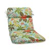 Pillow Perfect Fancy a Floral Chair Cushion