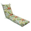 Pillow Perfect Fancy a Floral Chaise Lounge Cushion