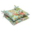 <strong>Fancy a Floral Seat Cushion (Set of 2)</strong> by Pillow Perfect